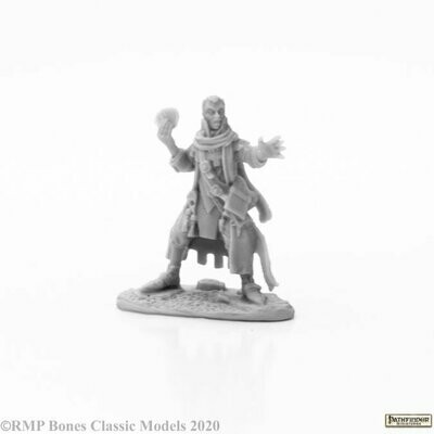 Erasmus, Iconic Medium - Bones - Reaper Miniatures