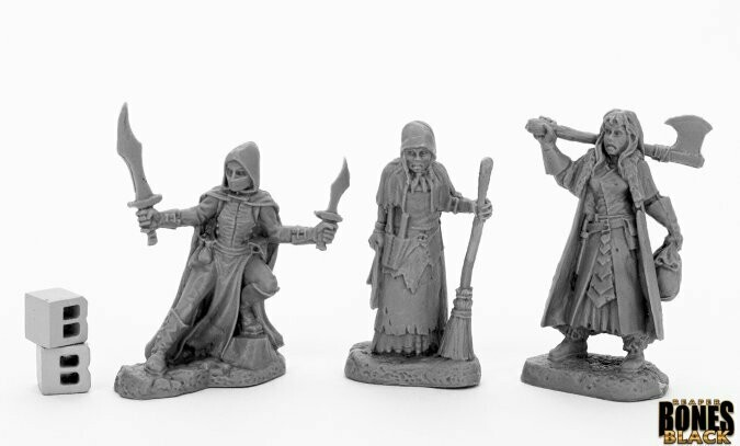 Women of Dreadmere (3) - Reaper Bones