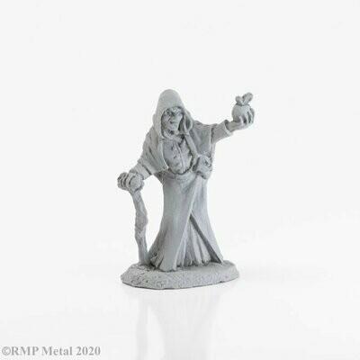 Townsfolk: Fruit Lady Fruit Seller - Dark Heaven Legends - Reaper Miniatures