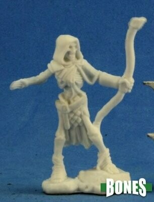 Skeleton Guardian Archer (3) - Bones - Reaper Miniatures