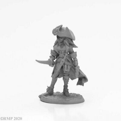 Angelica Fairweather Capt Fairweather - Reaper Miniatures