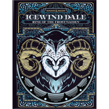Dungeons & Dragons D&D Icewind Dale: Rime of the Frostmaiden Limited Edition Alternate Cover - EN
