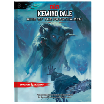 Dungeons & Dragons D&D Icewind Dale: Rime of the Frostmaiden - EN