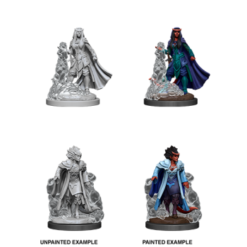 D&D Nolzur's Marvelous Miniatures - Female Tiefling Sorcerer