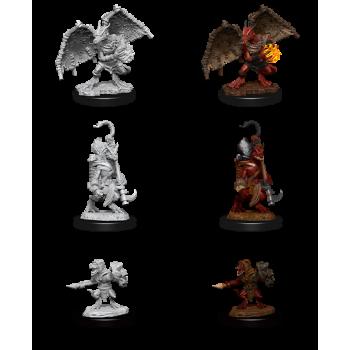 D&D Nolzur's Marvelous Miniatures - Kobold Inventor, Dragonshield & Sorcerer