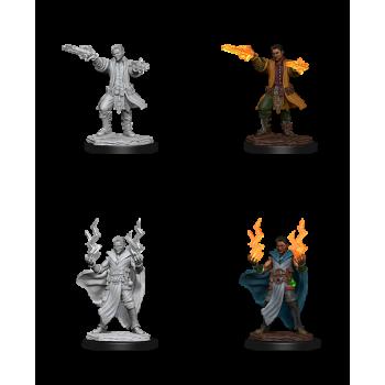 D&D Nolzur's Marvelous Miniatures -Male Human Sorcerer