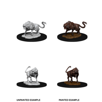 D&D Nolzur's Marvelous Miniatures -Leucrotta