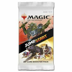 Magic The Gathering - JumpStart (E) - Magic