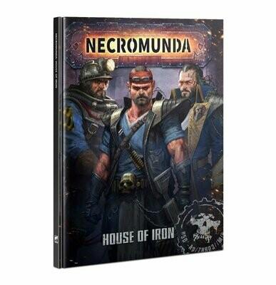 Necromunda: House of Iron (Englisch) - Games Workshop