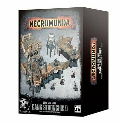 Zone Mortalis: Gang Stronghold - Games Workshop