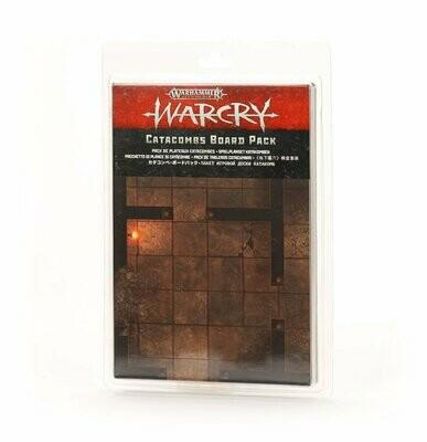 Spielplanset für Warcry: Katakomben Catacombs Board Pack - Warhammer - Games Workshop