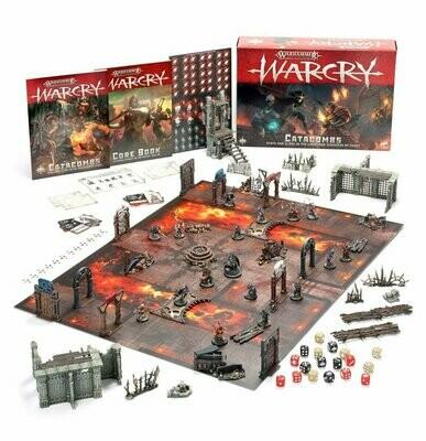 Warcry: Catacombs (Englisch) - Warhammer - Games Workshop