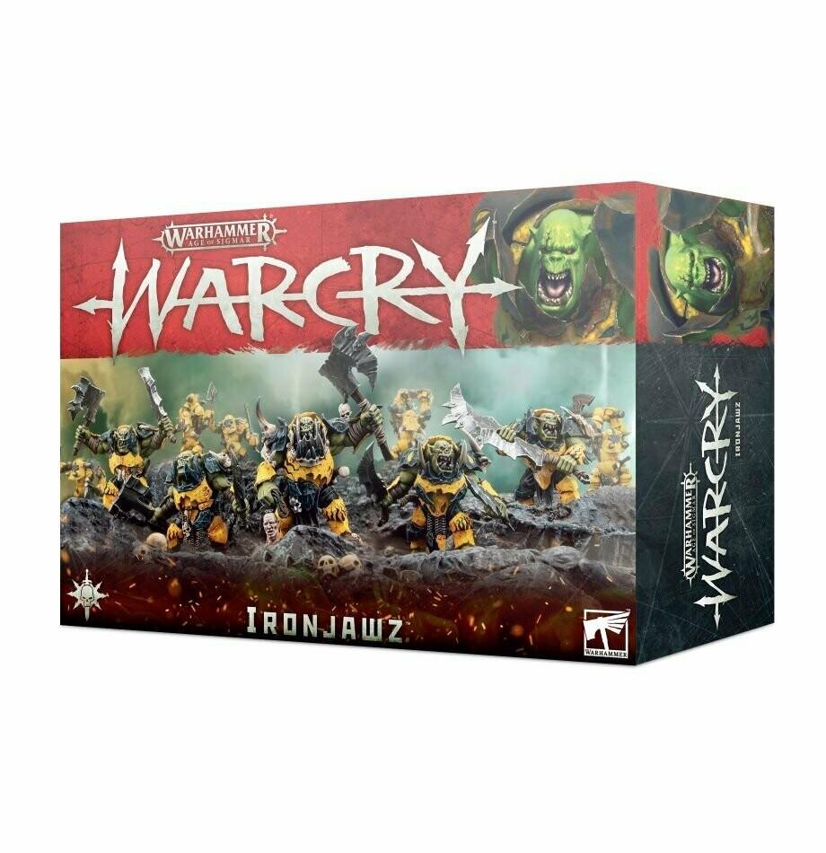 Warcry: Ironjawz  - Warhammer - Games Workshop