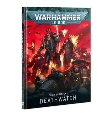 Codex-Ergänzung: Deathwatch - Warhammer 40.000 - Games Workshop