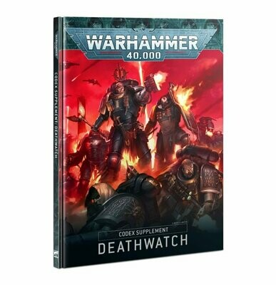 Codex: Deathwatch (Supplement English) - Warhammer 40.000 - Games Workshop