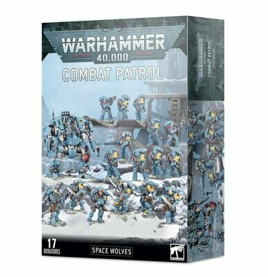Kampfpatrouille: Space Wolves Combat Patrol - Warhammer 40.000 - Games Workshop