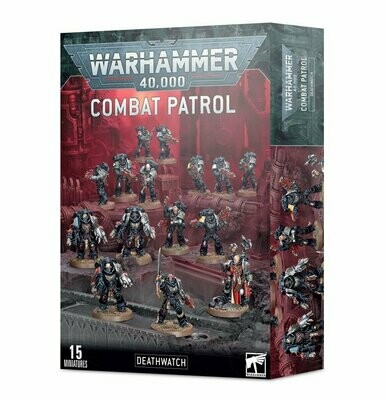 Kampfpatrouille: Deathwatch Combat Patrol - Warhammer 40.000 - Games Workshop
