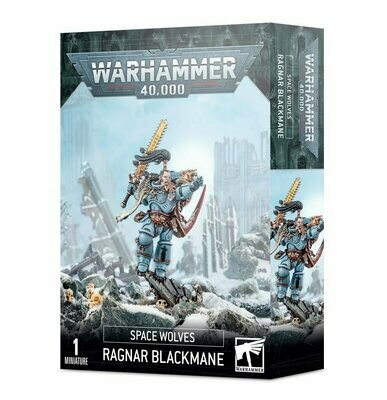 Ragnar Blackmane - Warhammer 40.000 - Games Workshop