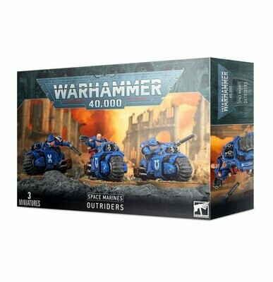 Excursoren Outriders - Space Marines - Warhammer 40.000 - Games Workshop