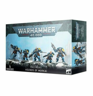 Morkais Jagdrudel Space Wolves Hounds of Morkai - Warhammer 40.000 - Games Workshop