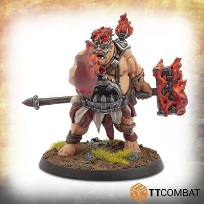 Ogre Firebreather - Fantasy Heroes - TTCombat Venice