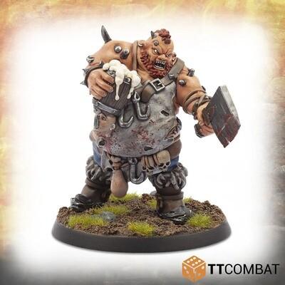 Ogre Butcher - Fantasy Heroes - TT