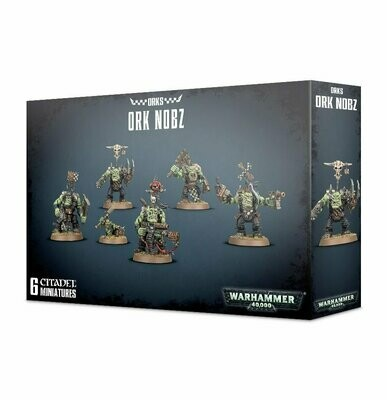 Ork Nobz - Warhammer 40.000 - Games Workshop