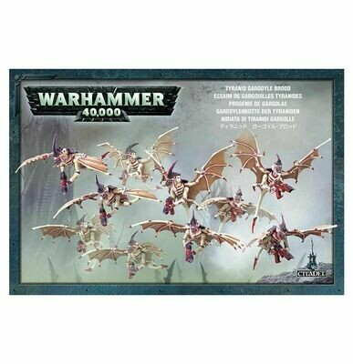 Tyraniden Gargoylenrotte- Warhammer 40.000 - Games Workshop