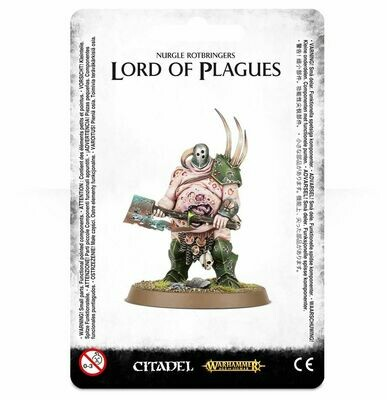 Lord of Plagues - Nurgle Rotbringers - Warhammer 40.000 - Age of Sigmar - Games Workshop