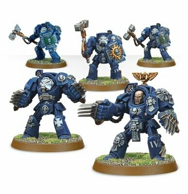 Terminator Sturmtrupp Terminator Assault Squad - Warhammer 40.000 - Games Workshop