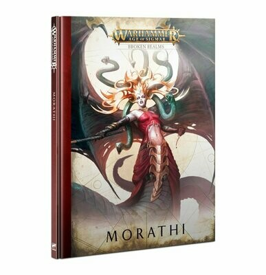 Broken Realms: Morathi (Englisch) - Daughters of Khaine - Warhammer Age of Sigmar - Games Workshop