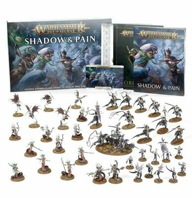 Shadow & Pain (Englisch) - Warhammer Age of Sigmar - Games Workshop