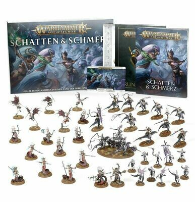 Schatten & Schmerz Shadow & Pain (Deutsch) - - Warhammer Age of Sigmar - Games Workshop