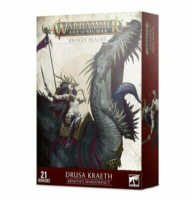 Broken Realms: Drusa Kraeth - Daughters of Khaine - Warhammer Age of Sigmar - Games Workshop