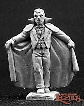 CLASSIC HORROR: DRACULA- Reaper Miniatures