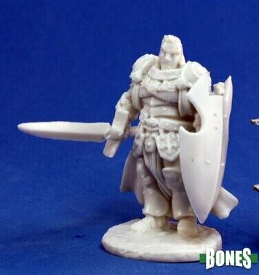 DUKE GERARD - Bones - Reaper Miniatures