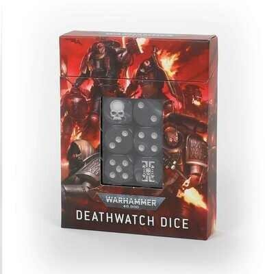 Würfelset der Deathwatch - Warhammer 40.000 - Games Workshop