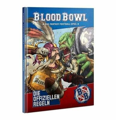Blood Bowl – Die offiziellen Regeln - Games Workshop