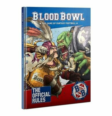 Blood Bowl – The Official Rules (Englisch) - Games Workshop