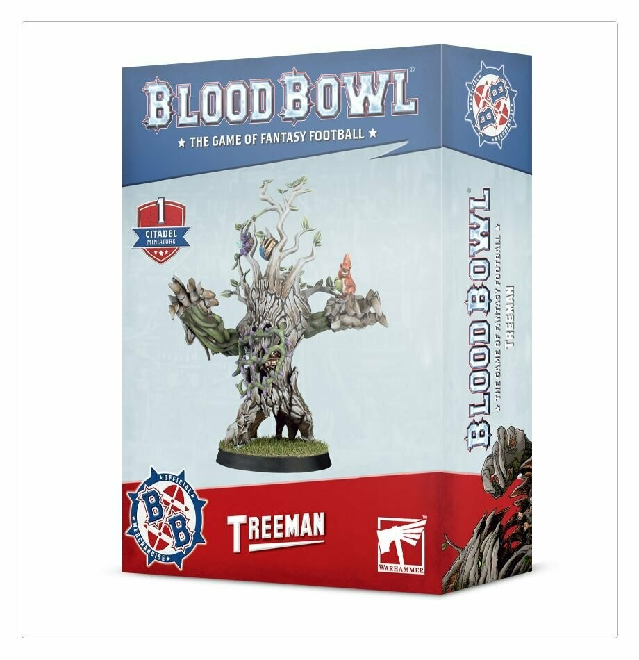 Treeman - Blood Bowl - Games Workshop