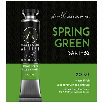 Scalecolor Artist - Spring-Green - Scale 75