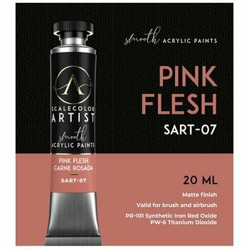 Scalecolor Artist - Pink-Flesh - Scale 75