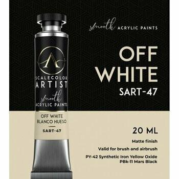 Scalecolor Artist - Off-White - Scale 75