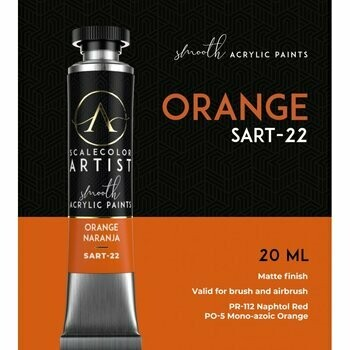 Scalecolor Artist - Orange - Scale 75