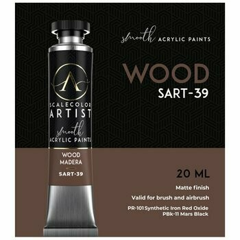 Scalecolor Artist - Wood - Scale 75