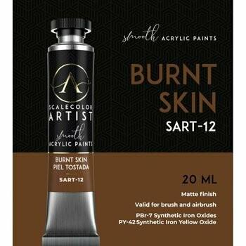 Scalecolor Artist - Burnt-Skin- Scale 75