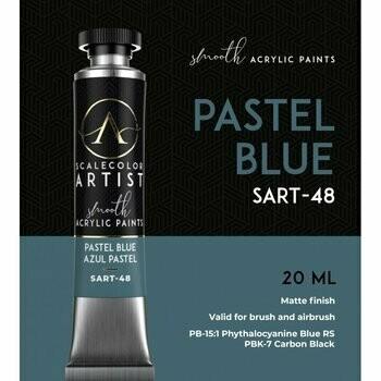 Scalecolor Artist - Pastel-Blue - Scale 75