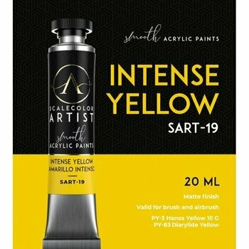 Scalecolor Artist - Intense-Yellow - Scale 75