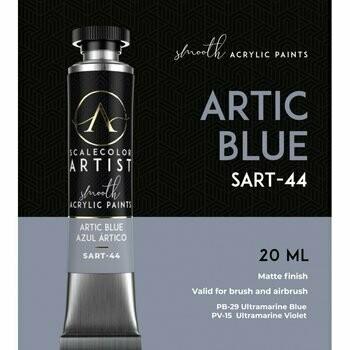 Scalecolor Artist - Artic-Blue - Scale 75