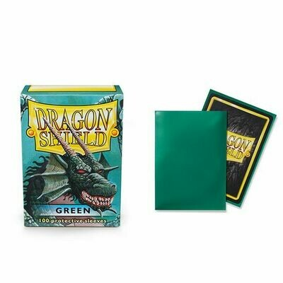 Green Classic Standard Size - Dragon Shield
